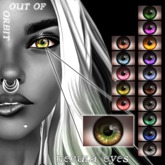 <Out of Orbit> Nebula Eyes - FATPACK