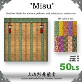 Japanese Misu 10 colors set