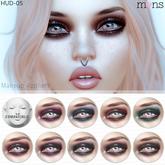 MONS / Lelutka Mesh Heads Makeup HUD (05)
