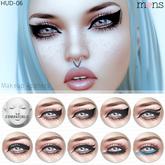 MONS / Lelutka Mesh Heads Makeup HUD (06)