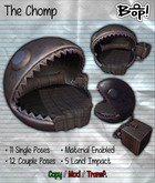 Mesh The Chomp Couch