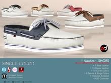 A&D Shoes -Nautics- Ivory