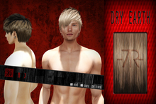 [Uw.st -7R-]  Aj-hair (prim+sculpted)  Dry earth