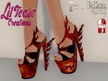 ~LTC~Firey Heels Box