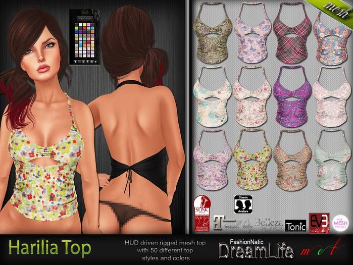 Harilia Top - Maitreya Lara, Slink Physique Hourglass, Belleza Isis Freya Venus, TMP, Tonic Fine Curvy, Eve Slim Pulpy