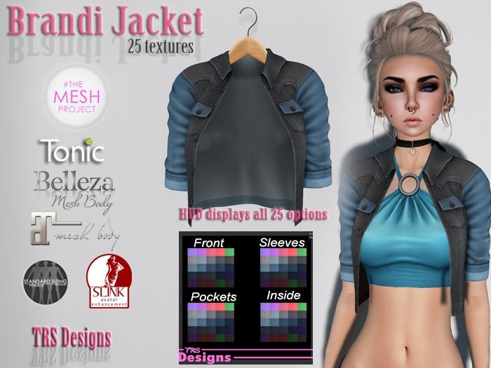 Brandi Jacket With Hud