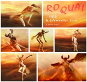 ROQUAI The 4 Elements: Fire for Her