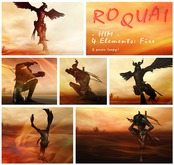 ROQUAI The 4 Elements: Fire for Him