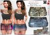 FurtaCor - Amanda Skirt Jeans