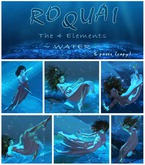 ROQUAI The 4 Elements: Water for Her