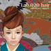 *booN Lab.020 hair brown pack