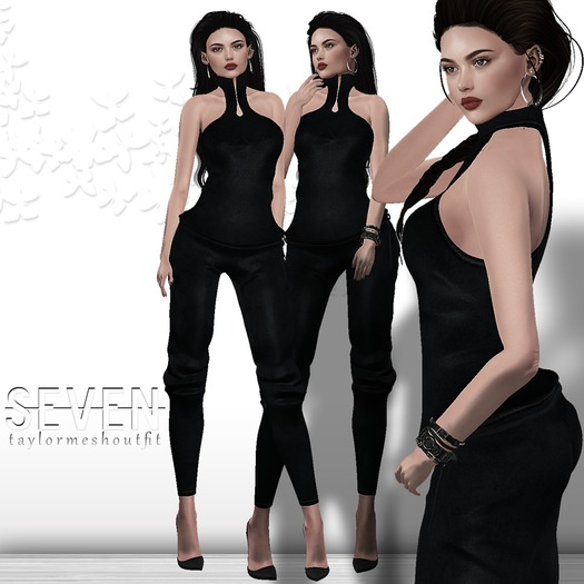 SEVEN - TAYLOR mesh OUTFIT