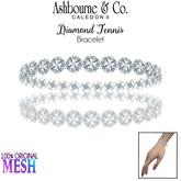 Ashbourne & Co. Tennis Bracelet