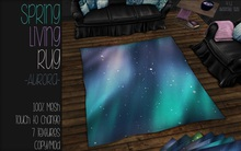 [QE] Home Collection Rug -Aurora-