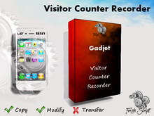 ::jAS:: Visitor Counter Recorder