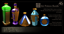 .Eldritch. Ithir Potions Bundle