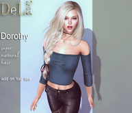 "=DeLa*= Mesh Hair ""Dorothy"" Demo"
