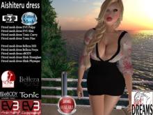 * Sexy Dreams* - Ashiteru dress pink::EVE; BELLEZA; TONIC; SLINK; eBODY