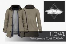 Howl - Winterreise Coat [Cream] WEAR