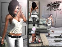 AnaSTyle - Anny White (for Maitreya-TMP-Slink-Belleza)