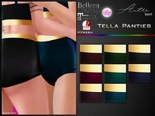 [ Autre ] - Tella Panties TMP/Belleza/Maitreya/SLINK/FITMESH