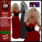! CM Creations, Haley Gown