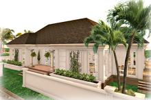 Montecito House Part Mesh