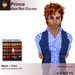 A&A Prince Hair Pastel Colors Pack. Rockstar mens mesh hairstyle