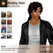 A&A Bobby Hair All Colors Pack. Rockstar mens mesh hairstyle