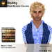 A&A Bobby Hair Blonde Colors Pack. Rockstar mens mesh hairstyle