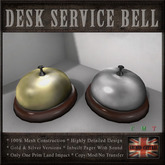 Desk Service Bell / Pager