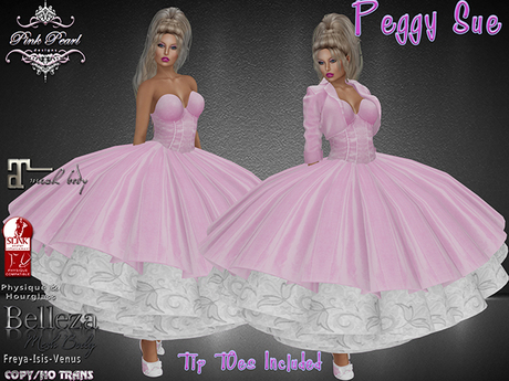 [PPD] Peggy Sue - Pink