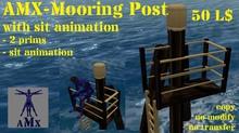 AMX-Mooring post sit (copy)