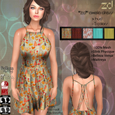*ZD* Axela Dress