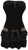 Campi Dress Black For Maitreya By Beck