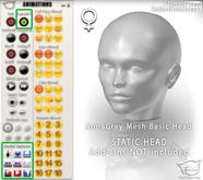 CATWA HEAD AnnaGrey [Basic Head]