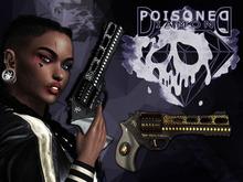 (Poisoned Diamond) Squad Chick gun GOLD