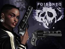 (Poisoned Diamond) Squad Chick gun SILVER