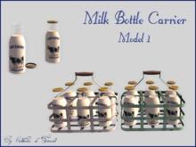*CdT* Milk bottle carrier 1