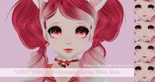 *(OO)*YUKI_M3+Kemono Body Niko Skin