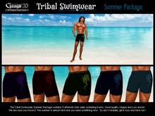 Gaagii - Tribal Swimwear ((BOXED)) V1
