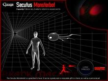 Gaagii - Secutus Monsterbot (Pet)