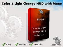 ::jAS:: Color & Light Change HUD with Menu