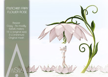 .AiShA. Munchkin Fairy Flower Rose