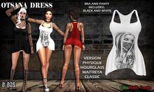 B BOS -Otsana Dress-Girl-