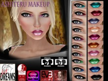 * Sexy Dreams * - Ashiteru makeup::EVE, Slink Physique, Omega,