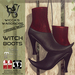 Wicca's wardrobe   witch boots mp