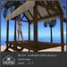KK HOME - MESH TIKI HUT, BEACH HUT, LUAU HUT, beach shack, jungle shack