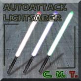 AutoAttack Lightsaber (Lightsaber Bumper)