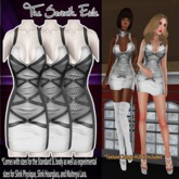 T7E: Strapped Dress - Lights